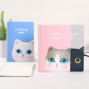 New Miaomi Class Spiral Ruled Notebook