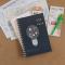 One Light Bulb Spiral Ruled Notebook B5