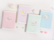 The Little Dorothy Spiral Ruled Notebook B5