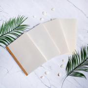 Leaf Impression Standard Notebook B5