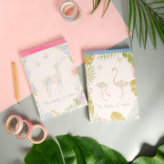 Beauty of Nature Fancy Notepad A6