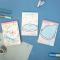 Jinbesan Fancy Notepad A6