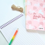 Jungle Sights Notepad