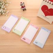 Molang Mini Checklist Notepad
