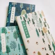 Japan Forest Plain Notes