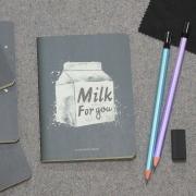 Fresh Milk Ruled Pocket Notes