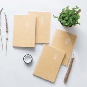 Wildlife Ruled Notes