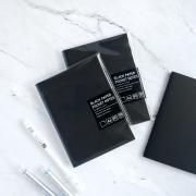 Panmomo Black Paper Pocket Notes