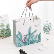 Green World Fancy Paper Bag