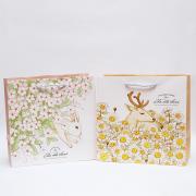 In Sunny Spring Fancy Paper Bag