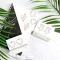 Plant Shapes Deco Paper Clip 2pc