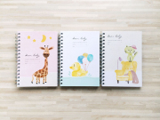 Peekmybook Dear Baby - Pregnancy and Baby Journal