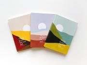 Peekmybook When The Sun Set Gratitude Journal
