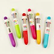 Ten Color Ballpoint Pen