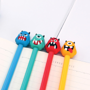 Cute Baby Monster Gel Ink Pen