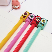 Cute One-Eyed Alien Gel Ink Pen