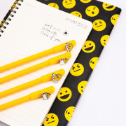Yellow Gudetama Gel Ink Pen