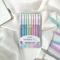 Shands Silver Pastel Outline Pen S633