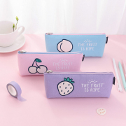 The Fruit Is Ripe Canvas Pencil Case