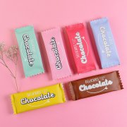 Delicious Chocolate Flat Pencil Case