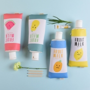 Fruit Milk Toothpaste Tube Pencil Case