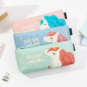 Dream Unicorn Glitter Pencil Case