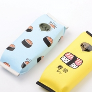 Yummy Sushi Leather Pencil Case