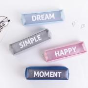 Simple Happy Moment Pencil Case