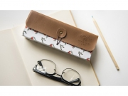 Natural Style Paper Pencil Case