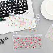 Ardium Pattern Plastic Pencil Case