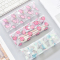Cheerful Pattern Plastic Pencil Case