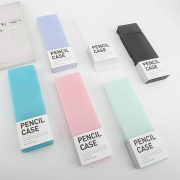 Pastel Color Plastic Pencil Case