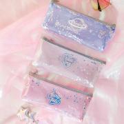 Fairy Tale Shiny Quicksand Pencil Case