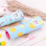 Fruit Family Roll Up Pencil Case