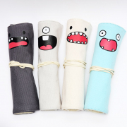 Monster Surprise Roll Up Pencil Case