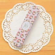 World of Flowers Tin Pencil Case
