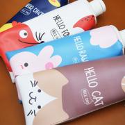 Hello Nice Day Toothpaste Tube Pencil Case