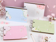 The Language of Sakura DIY Photo Album