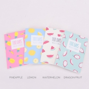 Fruit 100 Days Project Planner