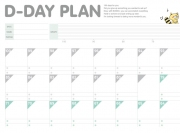 D-Day 100 Planner