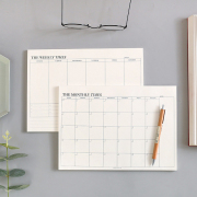 The Times Weekly Monthly Planner Memopad