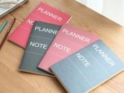 Planner Note