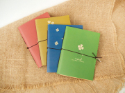Four Leaf Clovers Kraft Pocket Notes