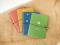 Four Leaf Clovers Kraft Pocket Notes