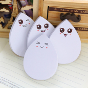Cute Water Drop Mini Post-its