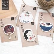 Enjoying Japan Sticky Notes Post-its