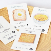 Food Series Sticky Notes Post-its