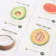 Fruit Section Sticky Notes Post-its