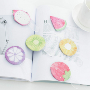 Fruit Stick Sticky Notes Post-its