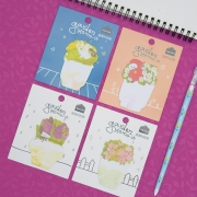 Mini Garden Memo-it Post-its